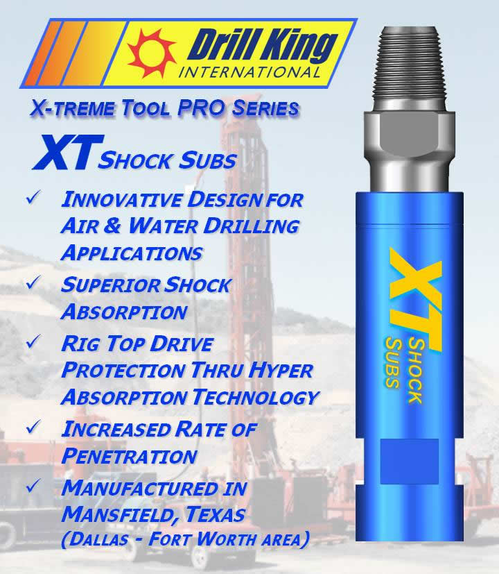 XT Pro Series Shock Subs – Drill King
